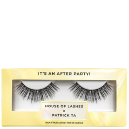 House of Lashes x Patrick Ta It's an Afterparty