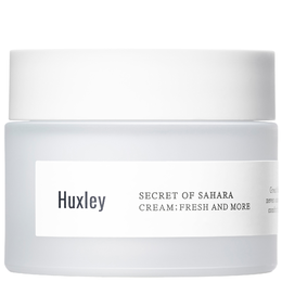 Huxley Fresh and More Cream