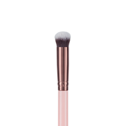 Luxie Rose Gold 120 Detail Round Blender Brush