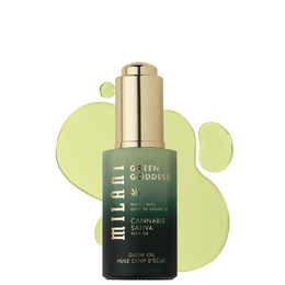 Milani Green Goddess Glow Oil