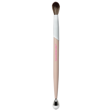 beautyblender HIGH ROLLER Crease Brush & Cooling Roller