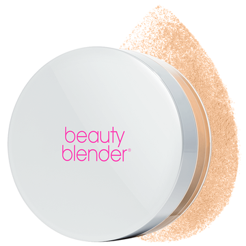 beautyblender BOUNCE Soft Focus Gemstone Setting Powder Buff
