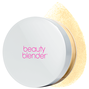 beautyblender BOUNCE Soft Focus Gemstone Setting Powder Canary
