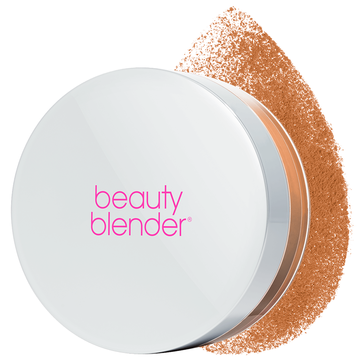 beautyblender BOUNCE Soft Focus Gemstone Setting Powder Nutmeg