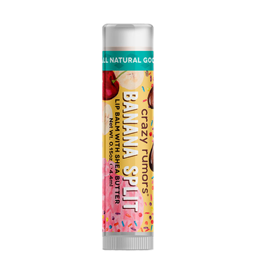 Crazy Rumors Lip Balm Banana Split