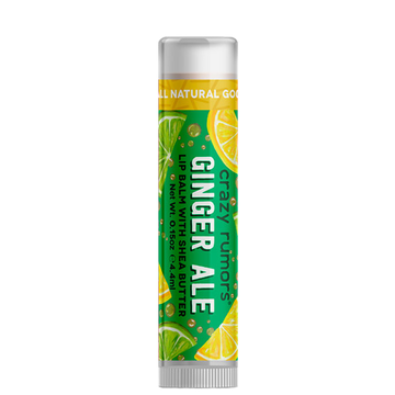 Crazy Rumors Lip Balm Ginger Ale
