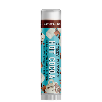 Crazy Rumors Lip Balm Hot Cocoa