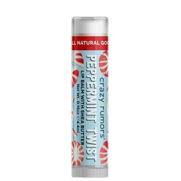 Crazy Rumors Lip Balm Peppermint Twist
