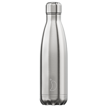 Chilly's Bottle Chrome Stainless Steel