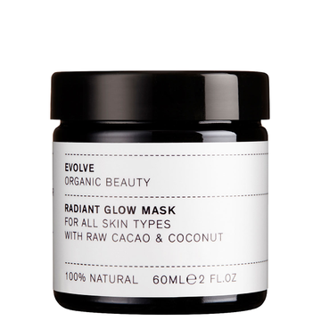 Evolve Organic Beauty Radiant Glow Mask