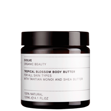 Evolve Organic Beauty Tropical Blossom Body Butter