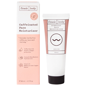 Frank Body Caffeinated Face Moisturiser