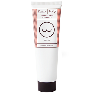 Frank Body Charcoal Face Cleanser