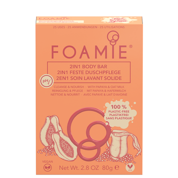 Foamie Body Bar Oat to Be Smooth