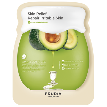 Frudia Avocado Relief Cream Sheet Mask