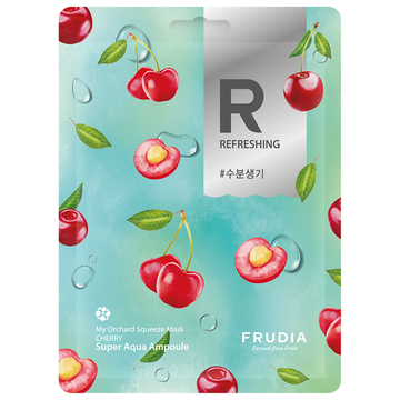 Frudia My Orchard Cherry Squeeze Mask