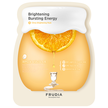 Frudia Citrus Brightening Sheet Mask