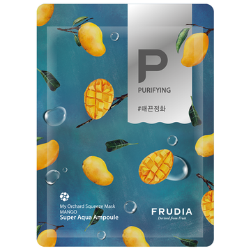 Frudia My Orchard Mango Squeeze Mask