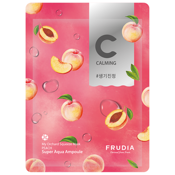 Frudia My Orchard Peach Squeeze Mask