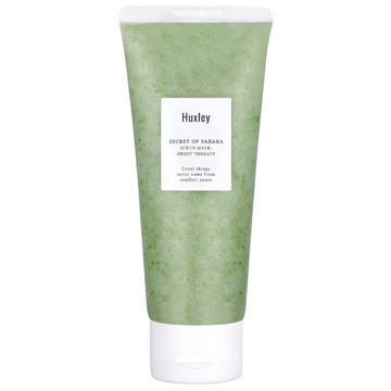 Huxley Scrub Mask; Sweet Therapy