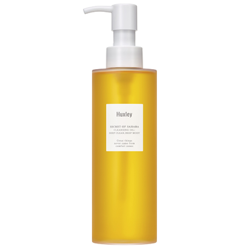 Huxley Cleansing Oil; Deep Clean, Deep Moist