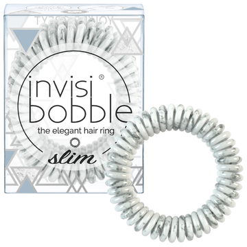 invisibobble Marblelous SLIM You're Greyt