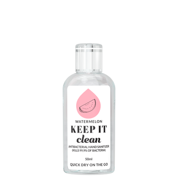 KEEP IT Clean Antibacterial Hand​ Sanitizer Watermelon 50 ml