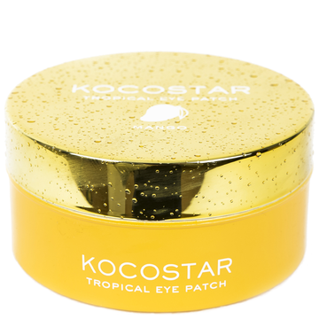 KOCOSTAR Tropical Eye Patch Mango