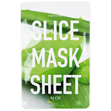 KOCOSTAR Aloe Vera Slice Mask Sheet