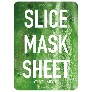 KOCOSTAR Cucumber Slice Mask Sheet