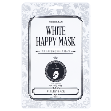 KOCOSTAR White Happy Mask