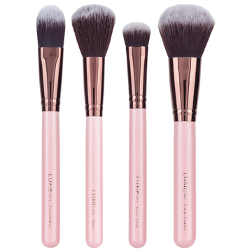 Luxie Rose Gold Face Complexion Set