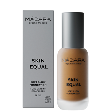 Mádara Skin Equal Soft Glow Foundation Caramel
