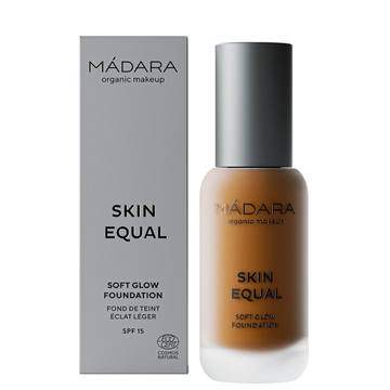 Mádara Skin Equal Soft Glow Foundation Fudge