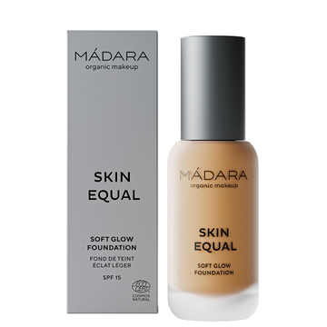 Mádara Skin Equal Soft Glow Foundation Golden Sand