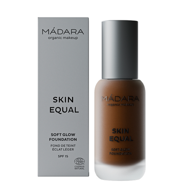 Mádara Skin Equal Soft Glow Foundation Mocha