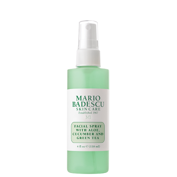 Mario Badescu Facial Spray With Aloe, Cucumber & Green Tea 118ml
