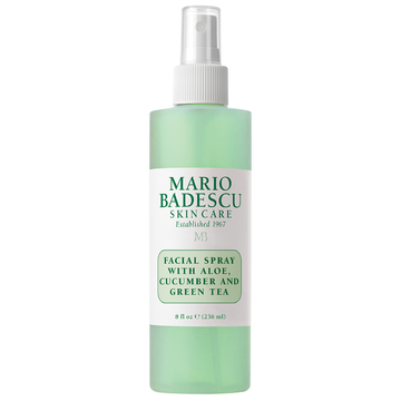 Mario Badescu Facial Spray With Aloe, Cucumber & Green Tea 236ml