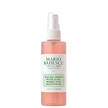 Mario Badescu Facial Spray With Aloe, Herbs & Rosewater 59ml