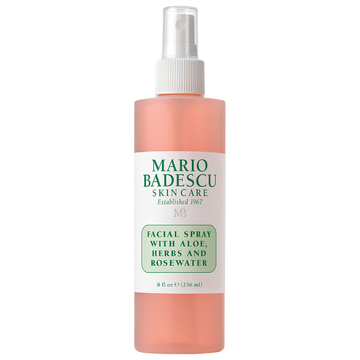 Mario Badescu Facial Spray With Aloe, Herbs & Rosewater 236ml