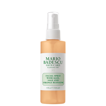 Mario Badescu Facial Spray With Aloe, Sage & Orange Blossom 118ml