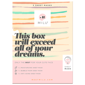 MILU This Box Will Exceed All Of Your Dreams Gift Box