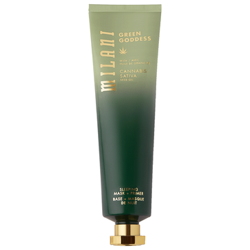 Milani Green Goddess Sleeping Mask + Primer