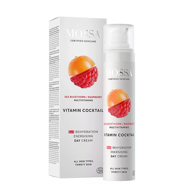 MOSSA Vitamin Cocktail Rehydration Energising Day Cream