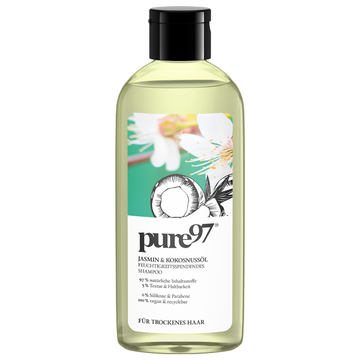 pure97 Jasmine & Coconut Oil Shampoo
