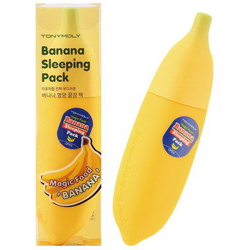 TONYMOLY Magic Food Banana Sleeping Pack