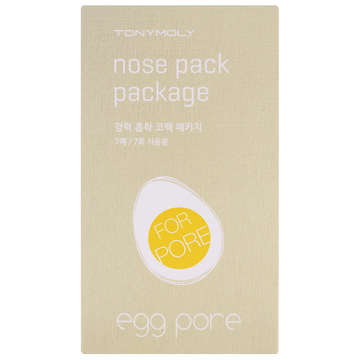TONYMOLY Egg Pore Nose Pack