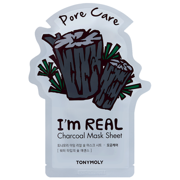 TONYMOLY I'm Real Charcoal Mask Sheet