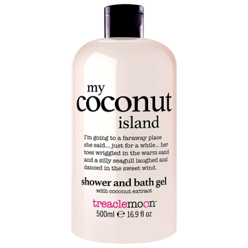 treaclemoon My Coconut Island Shower & Bath Gel
