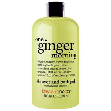 treaclemoon One Ginger Morning Shower & Bath Gel